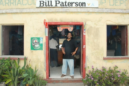 Bill Paterson Rum Shop